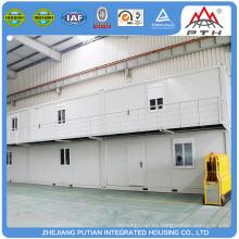 Casa de contenedores prefabricados para Oficina / Salón / Inodoro / Tienda / Hotel