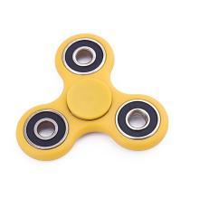 Hot Selling Tri-Spinner Fidgets Toy Plastic Sensory Fidget Spinner