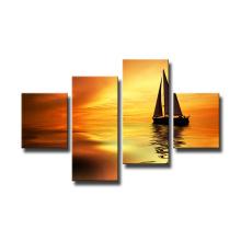 Fashion Design Decorative Boat Canvas Prints