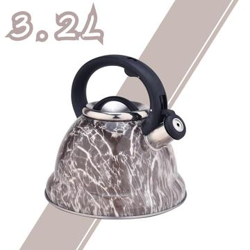 Whistling Tea Kettle with Heat Resistance Handle