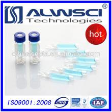 Inserções cônicas de 5mm de vidro