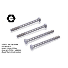 Hex Head Bolt DIN931 (M5-M100)