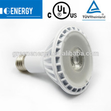 13w par30 led lamp 12w energy saving cob led spotlight UL TUV CE energy star