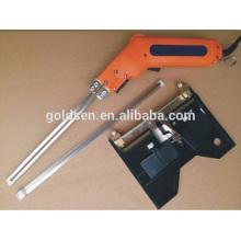 190W espuma ferramenta de corte profissional elétrica portátil EPS espátula fio de espuma quente faca GW8121