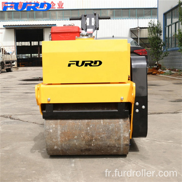 Ce Approved 550kg Walk Behind Small Road Roller Compactor
