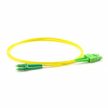 LC SX Multimode Fiber Patch Cord