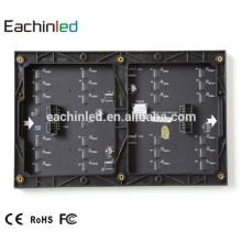 P6mm ultradünner hochauflösender LED-Videobildschirm für große quadratische Anwendungen / für Videotheken