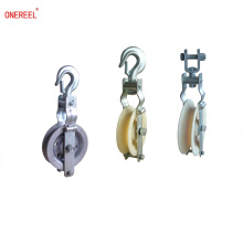 stainless steel idler pulley