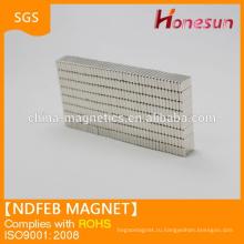 Горячие Продажа N42 магнит сильный спеченные магниты ndfeb