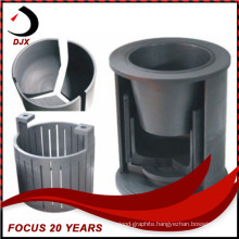 High Purity Graphite Parts for Heat Treatment Industry