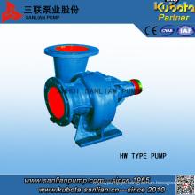Sanlian Hw Tipo bomba de vácuo de fluxo misto com alta capacidade
