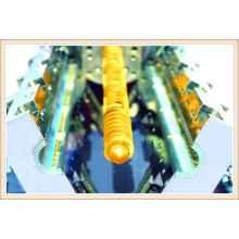 Titanium Pigment Filling Granules Compounding Extrudering