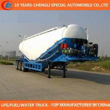 O reboque do eixo 3 56cbm seca o reboque maioria do cimento para a venda