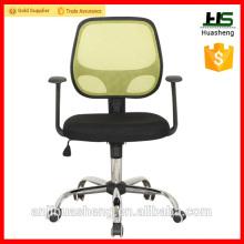 Cadeira de escritório ergonômica ajustável no fabricante feita em anji