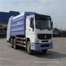 New Style Compactor Garbage Truck 16m3 Capacity