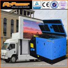 Generador diesel silencioso estupendo 16kW para el vehículo llevado de la cartelera