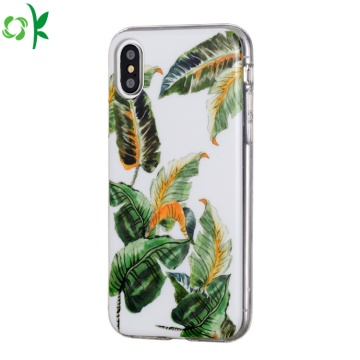 Grosir Transparan Printed PC Phone Case Grosir