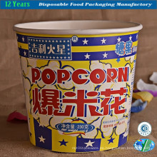 Popcorn-Eimer im Highlight-Druck