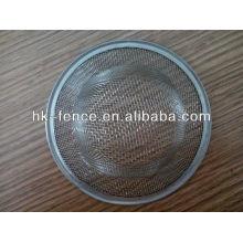 taza de malla de alambre de filtro de borde cubierto (fábrica profesional)