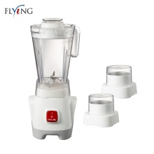 Plastic Jar Juice Blender Set Weiß