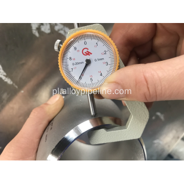 ASTM B366 N08904 Alloy904L BW FITTING ANSI B16.9