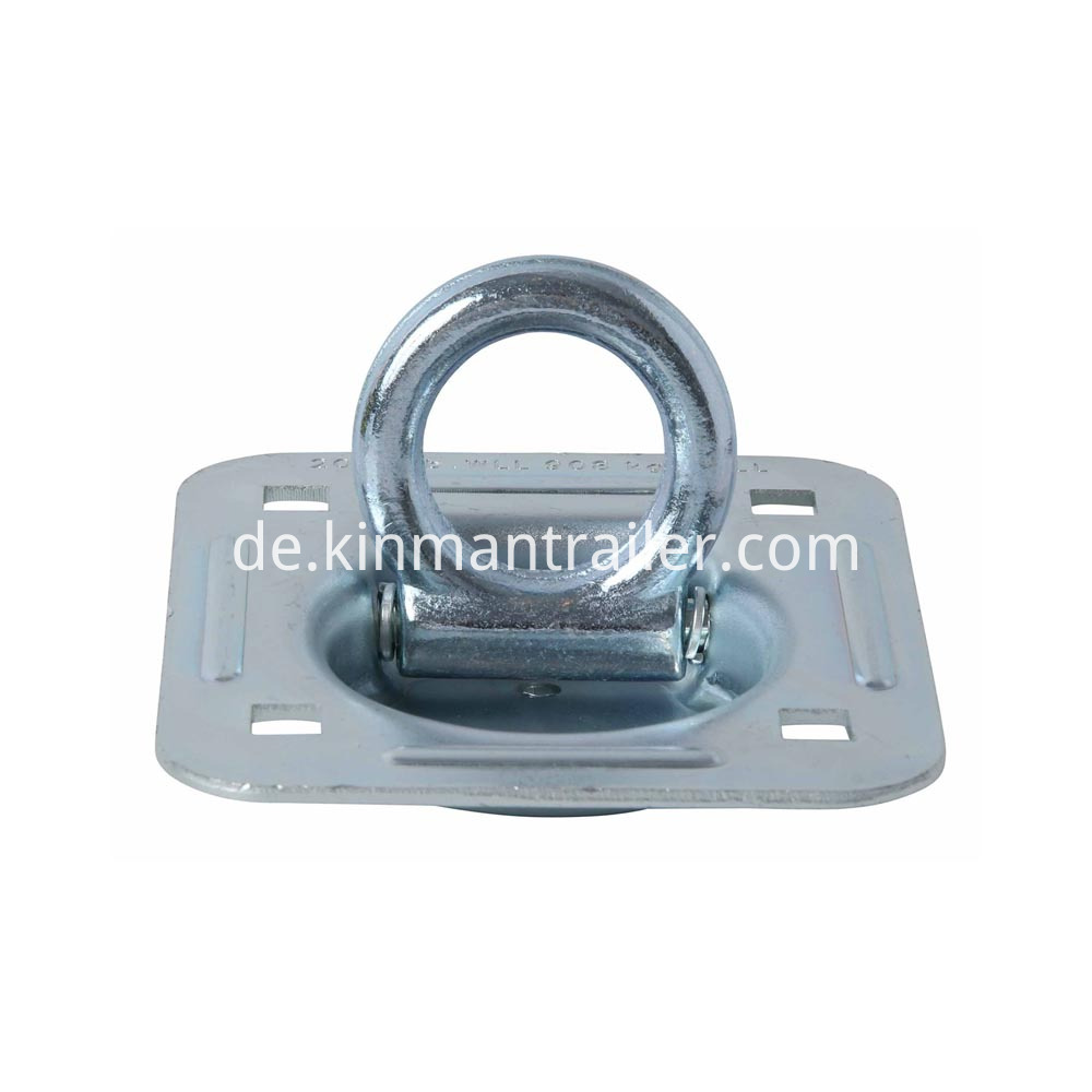 Tie Down Anchor Plate