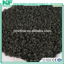 perfilador de carbono de grafito de 1-5 mm de bajo contenido de azufre