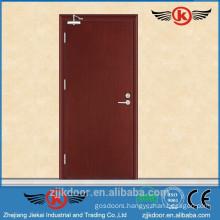 JK-FW9102 Safety Door Design with Grill / Wood Door Design in Pakistan