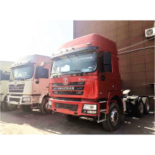 China Truck Head Original Shaanxi Shacman Truck Chassis Tractor Truck Head 6x4 Factory Price
