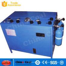 AE102A Hochdruck Elektrische Sauerstoff Füllpumpe Ausrüstung
