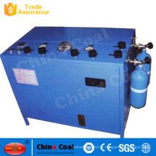 AE102A High Pressure Electrical Oxygen Filling Pump Equipment