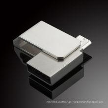 Ept Siver Metal OTG Pendrive USB com Amostra Grátis