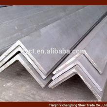 barra angular de aço inoxidável aisi304