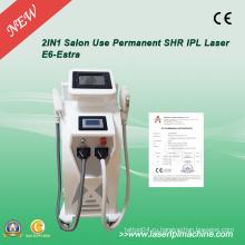 2 в 1 IPL Eligt Q-Switch ND Yaghair Съемная машина