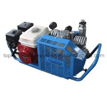 High Pressure Scuba Diving Compressor Breathing Paintball Compressor (Ba-100p 5.5HP)