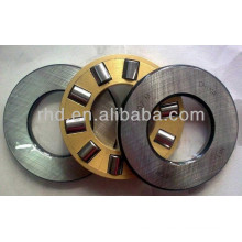Axial cylindrical roller and cage assembly single direction double row suitable for combination with axial bearing washer 89317M