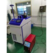 Banco de trabajo de máquina de soldadura láser integrado portátil