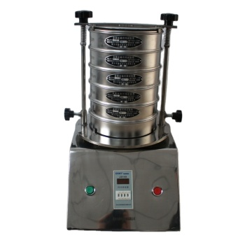 Sand Lab Standard Test Sieve Analysutrustning