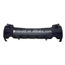 Durable In Use Customized Plastic Toy Used Boat Auto Bunper Mould