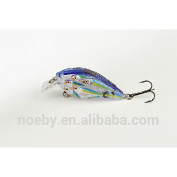 NOEBY équipement de pêche VMC hook plastic 3D lure wobber pêche
