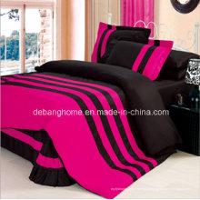 Conjuntos de Consolador por atacado Conjunto de cama de algodão na moda