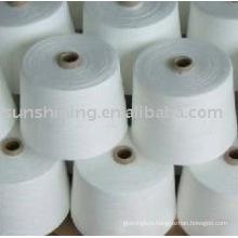 100% cotton gassed mercerized yarn