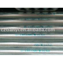 1 inch galvanized welded steel pipe