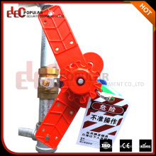 2016 Latest Technology Safety Universal Valve Lockout with Double Blocking Arms