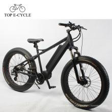 Vélo électrique gros 750w mid drive moteur 26 pouces chine vélo électrique e vélo