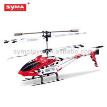 SYMA S107N 3-Kanal Mini-Infrarot-Metall-Hubschrauber mit Metallrahmen und Kunststoff-Kopfbedeckung