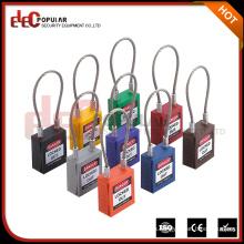 Elecpopular Nuevos productos de China para la venta Hermosa pequeña cerradura del cable / cerradura de la cuerda de alambre