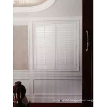 89mm Solid Wooden Plantations Shutters (SGD-S-7146)