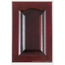 Твердой древесины Кухонный шкаф двери (HLsw-6)