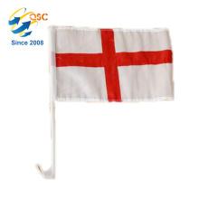 England national flags car window flag